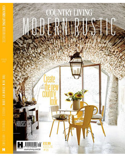 Country Living, Modern Rustic, Wilder Shores, march 2020