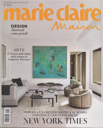 Marie Claire Maison, People, Una vita 3.0, May 2020