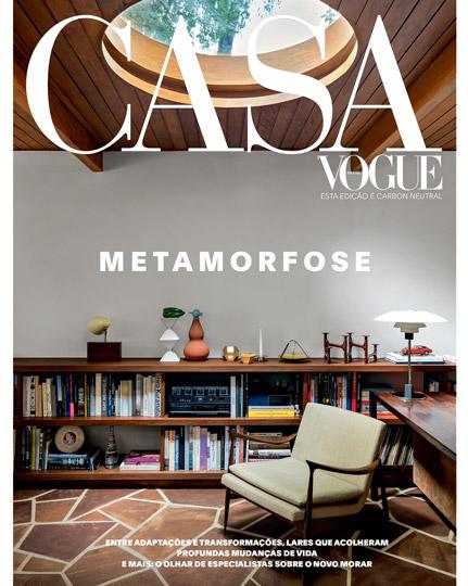 CASA VOGUE BRASIL, METAMORFOSE, CASULO DEL LUZ, giugno 2020