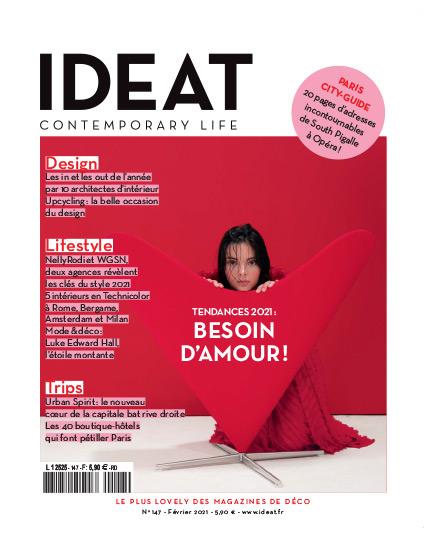 IDEAT, BESOIN D'AMOUR, EDEN SOPHISTIQUE-FEBRUARY 2021